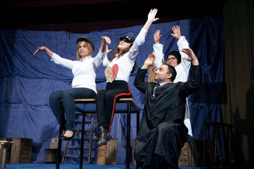 Corso teatro adulti bologna
