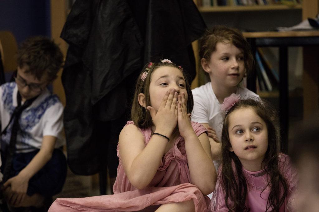 Teatro a scuola Bologna